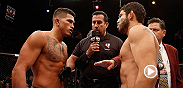 Anthony Pettis successfully defended his lightweight belt for the first time when he submitted Gilbert Melendez at UFC 181. Don't miss Pettis take on Eddie Alvarez at Fight Night: Dillashaw vs. Cruz in Boston on Jan. 17.