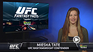 Bantamweight contender Meisha Tate is here to deliver her DraftKings picks for Saturday's fights in Orlando. To play click here: https://www.draftkings.com/gateway?s=897832210
