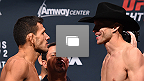 UFC Fight Night Orlando Weigh-in Gallery