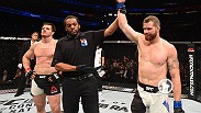 "Former Strikeforce champion Nate Marquardt turned back the clocks and knocked out CB Dolloaway at Fight Night: dos Anjos vs. Cowboy 2 in Orlando. The KO snapped a two-fight losing streak for ""The Great""."