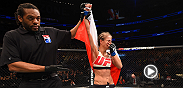 Karolina Kowalkiewicz impressed in her UFC debut at Fight Night Orlando. The Polish strawweight defeated No. 7-ranked Randa Markos by unanimous decision.