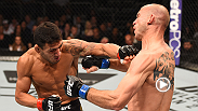 Rafael dos Anjos proved wrong any remaining doubters at Fight Night Orlando. dos Anjos successfully defended his lightweight belt for the first time after beating Donald Cerrone by TKO just a minute into the opening round.