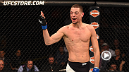 After a full year away from the Octagon, Nate Diaz returned in style. Diaz taunted Michael Johnson throughout their fight and won by unanimous decision at Fight Night Orlando.