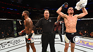 The nine days of flurry have completed with Rafael dos Anjos retaining his lightweight title after a first-round TKO over Donald Cerrone. Hear what the fighters had to say after the event with these highlights.