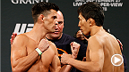 Aquecimento UFC Boston: Dominick Cruz x Takeya Mizugaki
