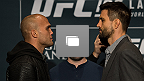 UFC 195 Media Day Gallery