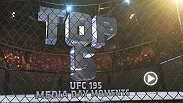 Dustin Poirier and Joe Duffy discuss how their plans changed after Fight Night Dublin, while Carlos Condit talks about his movement coach and more in the UFC 195 Top 5 Media Day Moments.