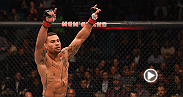 "Abel Trujillo snapped a two-fight losing streak at UFC 195 when he defeated Tony Sims. ""Killa"" submitted Sims by a guillotine choke in the first round, just his second submission win of his career."