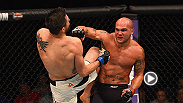 Another fifth round explosion from Robbie Lawler earned him his second welterweight title defense. Lawler defeated Carlos Condit via split decision at UFC 195 in Las Vegas.
