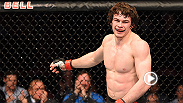 "Olivier Aubin-Mercier's second UFC win came at UFC 186 against David Michaud. Aubin-Mercier sealed a rear-naked choke submission in the final round. Don't miss ""The Quebec Kid"" take on Diego Ferreira at Fight Night: Johnson vs. Bader on Jan. 30."
