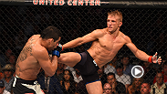 Dominick Cruz has not been shy in calling out TJ Dillashaw before the bantamweight title fight in Boston on Jan. 17. But what does the champ have to say about all of this? Hear from Dillashaw in this edition of the UFC Minute.