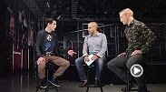 "UFC bantamweight champion TJ Dillashaw and No. 1 contender Dominick Cruz wage verbal warfare on a segment called ""Counterpunch"" on Ultimate Insider. Watch Dillashaw vs. Cruz on FOX Sports 1 Jan 17 beginning at 10pm/7pm ETPT."