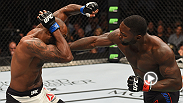 "In Anthony Johnson's first fight after losing to Daniel Cormier for the light heavyweight title, ""Rumble"" put on a show. Johnson KO'ed Jimi Manuwa in the second round at UFC 191. Don't miss Johnson take on Ryan Bader at Fight Night Newark on Jan. 30."