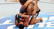 Rener and Ryron Gracice lead the Gracie Breakdown of Anthony Pettis and his fight against Benson Henderson at UFC 164. Pettis secured an armbar submission in Round 1. On Sunday, Jan. 17, Pettis takes on Eddie Alvarez at Fight Night Boston.