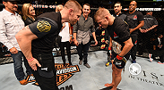 UFC bantamweight champion TJ Dillashaw talks about leaving Team Alpha Male and going to Colorado to train with his longtime coach Duane 'Bang' Ludwig. Dillashaw faces Dominick Cruz at Fight Night Boston Sunday night live and free on FS1 at 10pm/7pm ETPT.