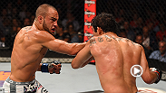 After his first win in the UFC against Gilbert Melendez at UFC 188, Eddie Alvarez is finally feeling comfortable. On Jan. 17 at Fight Night Boston, Alvarez will be ready to show his power against former lightweight champion Anthony Pettis.