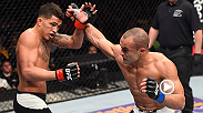 Eddie Alvarez called for a title shot after his win over Anthony Pettis at Fight Night Boston. Alvarez attempted to take Pettis to the ground throughout and was able to earn a split decision for this second straight victory.
