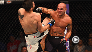 Check out the super slow mo footage from UFC 195: Lawler vs Condit
