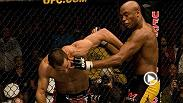 In their only meeting, UFC legends Anderson Silva and Dan Henderson clashed at UFC 82 with Silva pulling off a second round submission. Don't miss Silva take on Michael Bisping at on Feb. 27 in London and exclusively on UFC FIGHT PASS.