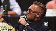 The first press conference for UFC 197 takes place today and you can expect fireworks as UFC lightweight champion Rafael dos Anjos, Conor McGregor, women's bantamweight champion Holly Holm and Miesha Tate all meet.