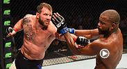 "No one has been able to stand in the way of Ryan Bader in his last five fights. Bader looks for his sixth win in a row when he meets Anthony Johnson at Fight Night New Jersey on Saturday. Don't miss Bader vs. ""Rumble"" live on FOX at 8pm/5pm ETPT."