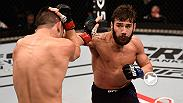 Unbeaten in the UFC, Jimmie Rivera is prepared to take another step forward when he faces No. 14-ranked bantamweight Iuri Alcantara at Fight Night New Jersey. Catch the main card Saturday on FOX starting at 8pm/5pm ETPT.