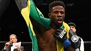 "Hear Randy ""Rude Boy"" Brown talk to UFC commentator Joe Rogan inside the Octagon after his UFC debut - a unanimous decision win against Matt Dwyer on the UFC FIGHT PASS prelims."