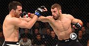Tarec Saffiedine impressed in his first fight in the Octagon since October 2014. Saffiedine earned a unanimous decision victory over UFC veteran Jake Ellenberger at Fight Night New Jersey on Saturday.