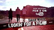Dana, Matt and Nick head to Alaska to endure sub-freezing temperatures for some dog sledding, paddle boarding and to check out some fighters at a local promotion. Don't miss the premiere of streaming exclusively on YouTube on Feb. 3!