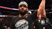 "Former welterweight champion Johny Hendricks talks to UFC correspondent Megan Olivi about his new lifestyle to help him make weight in a more effective way. He faces Stephen ""Wonderboy"" Thompson in the main event of Fight Night Las Vegas."