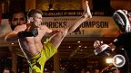 Watch a recap of the day from MGM Grand and the Fight Night Las Vegas Open Workouts. Check out some highlights and interviews with Johny Hendricks, Stephen Thompson, Roy Nelson, and Jared Rosholt.