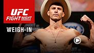 Watch the official weigh-in for Fight Night: Cowboy vs. Cowboy live from Stage AE in Pittsburgh, PA on Saturday, Feb. 20 at 4pm/1pm ETPT.