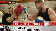 Take an intimate look at the lives of Anderson Silva and Michael Bisping as they get set to face off at Fight Night London. Fans new and old can gain insight into their individual journeys before the long-awaited battle goes down, only on UFC Fight Pass.