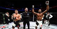 Oluwale Bamgbose earned his first UFC victory in thrilling fashion at Fight Night Pittsburgh. Oluwale won his sixth career fight after KO'ing Daniel Sarafian in the first round. All six of Oluwale's victories have come via first round knockout.