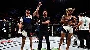 Donald Cerrone's debut at welterweight couldn't have went better. 'Cowboy' submitted Alex Oliveira via triangle choke in the first round and is now a winner of 9 in his last 10.