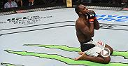 Derek Brunson continued his steak of first round knockouts at Fight Night Pittsburgh. Brunson knocked out Roan Carneiro for his fourth straight win and third consecutive first-round KO.