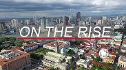 "Stephen Thompson visits Manila on a whirlwind tour dubbed, ""UFC & Cignal Present: On the Rise, Stephen Thompson"" to highlight the brand's expansion and growth in Asia, especially in the Philippines where MMA has gained a loyal and rapidly growing fanbase."