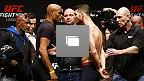 UFC Fight Night Silva vs Bisping Weigh-in Gallery