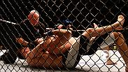 It didn't take Teemu Packalen long to impress UFC fans at Fight Night London. Packalen knocked down Thibault Gouti early in the first round and submitted him by rear naked choke to earn his first UFC victory.