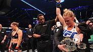 Holly Holm shocked the world when she became just UFC's second ever women's bantamweight champion after defeating Ronda Rousey. Holm looks to make her first title defense on Mar. 5 live on Pay-Per-View against Miesha Tate.