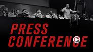 Watch live as the stars of the main and co-main event of UFC 196 meet for a pre-fight press conference on Thursday, March 3 at 4pm/1pm ETPT from the David Copperfield Theater at MGM Grand.