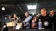 UFC.com insider Forrest Griffin and host Matt Parrino dive into UFC 196 and the main event of Conor McGregor vs. Nate Diaz and co-main event Holly Holm vs. Miesha Tate. They also react to the latest rankings after Michael Bisping vs. Anderson Silva.