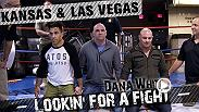 Dana, Matt and Nick get some experience working on a farm in Kansas in this preview clip of Ep. 3 of Dana White: Lookin' For a Fight - Kansas and Las Vegas. Catch the premiere on YouTube now!