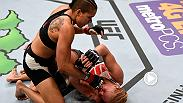 Amanda Nunes won her third straight fight when she defeated Valentina Shevchenko at UFC 196. Nunes, the fourth-ranked women's bantamweight, dominated the opening two rounds en route to a unanimous decision victory.