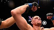 Nate Diaz shocked the world when he defeated Conor McGregor at UFC 196. But Diaz wasn't surprised when he submitted McGregor in the second round. Hear from them both after the thrilling main event.
