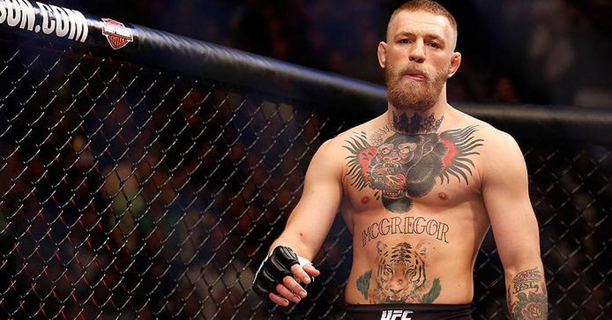 UFC 196: Conor McGregor Backstage Interview | UFC ® - Media