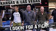 The guys meetup in Las Vegas where they get tased by a former SWAT team. Then they head to Kansas to do some farming, herd wild bison and watch a fight before they head back to Vegas again. Available on YouTube now!