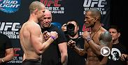 Hector Lombard's second UFC victory came at UFC 166 when Lombard defeated Nate Marquardt in the first round. Don't miss Lombard take on Neil Magny at Fight Night Brisbane on Saturday, March 19 live on FS1.