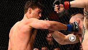 Alan Jouban had a dominant performance on Saturday in Brisbane. Jouban earned a first round TKO win over Brendan O'Reilly with a flurry of punches, knees and elbows. The win was Jouban's fourth in the UFC.