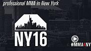 March 22 is a historic day for the UFC and MMA as the NY state legislature legalize professional mixed martial arts fights, but there's still work to be done. UFC Minute host Lisa Foiles explains what's next for MMA in the Empire State.